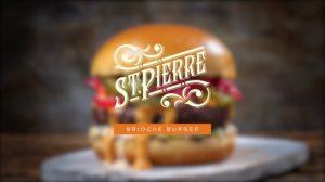 Brioche Burgers Made Magnifique