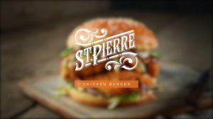 Chicken Brioche Burgers Made Magnifique