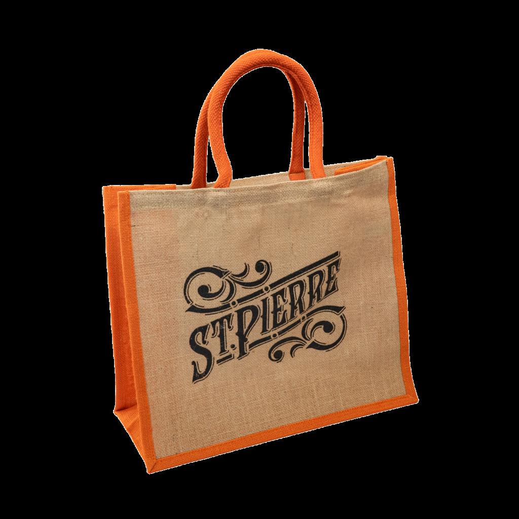 St Pierre Jute Bag