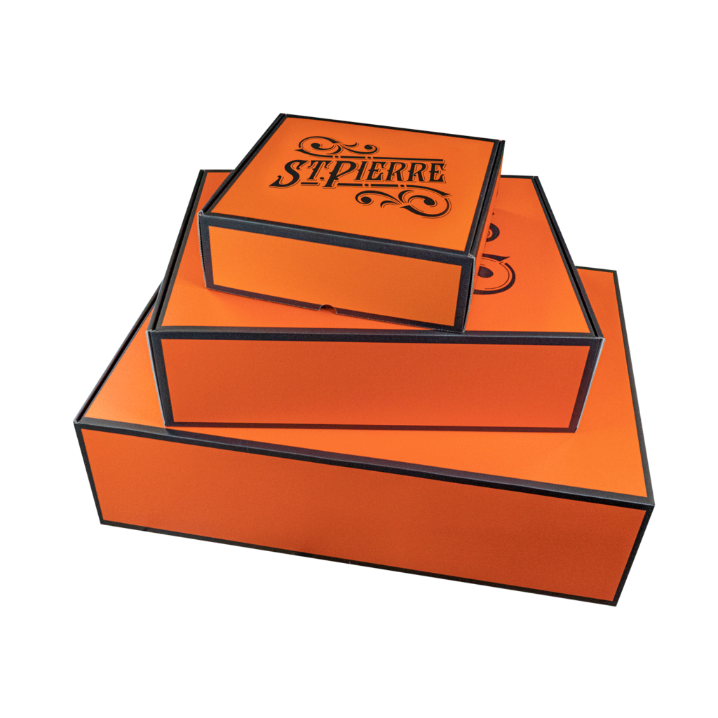 St Pierre Gift Boxes